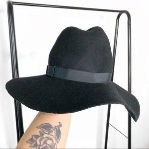 Yestadt Millinery 100% Wool Nomad Wide Brim Hat